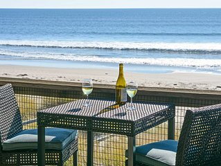 Oceanfront Condo on Monterey Bay - Walk to Beach!