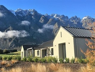 Luxury Holiday Home In Jack's Point, Queenstown