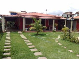 Casa para alugar na Barra do Jacuipe, Litoral Norte da Bahia