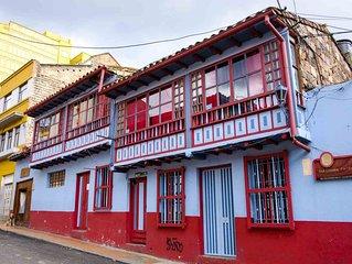 Candelaria Camara - Colonial Apartment - Centro historico