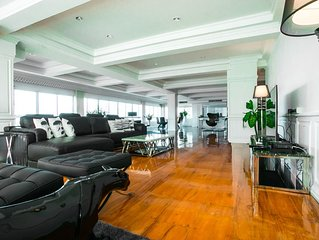 One-of-a-kind luxury penthouse