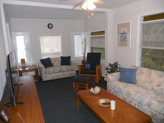 2 bd Near Historic Downtown Melbourne, in a  Private quiet setting!