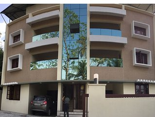 Athrakkattu Enclave 3 Bedroom Delux AC Appartment