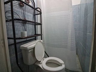 Private sweet with bathroom in excellent location
