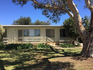 Centrally located to everything Goolwa has to offer