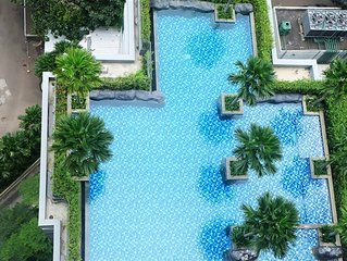 The Amazing Sahid Sudirman Residence
