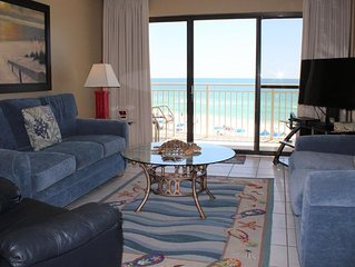 Very Desireable!! Gulf Front 2BR/2BA  Unit D303 Stay 7 Pay 6