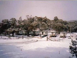 Pender Lea Chalets- Park Cabin