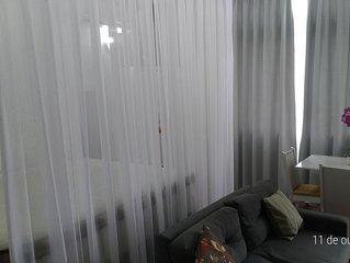 Sala Living em São Vicente