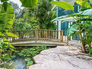 Tropical Oasis on the Bay