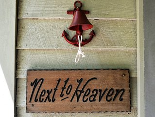 Enjoy your time Just in Heaven!