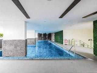 ☆ Cozy Sunlight Studio Airbnb Apartment | Manila ☆