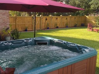 Rest, Fun & Privacy! Home On Hill! Near Everything Charleston!
