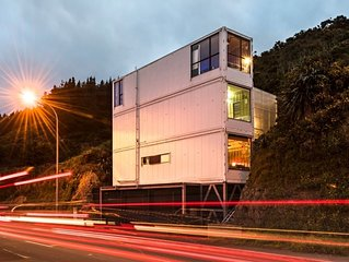 Stay Unique - The Wellington Container House