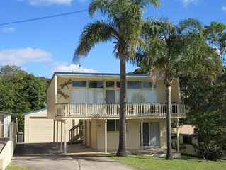 Beachburra - the classic beach holiday home!