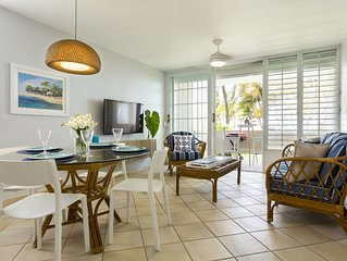 Luquillo Beach Flat | Beachfront Gorgeous 3 Bedroom on Luquillo Beach