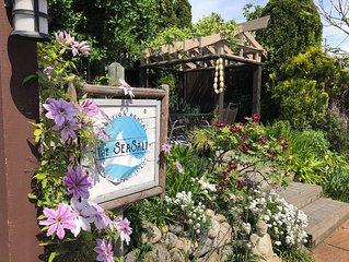 Harbour View Garden Oasis in Gibsons Landing
