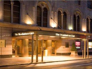 Manhattan Club 1 BR Suite Holiday Season