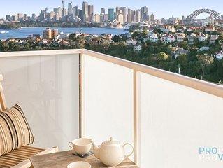 Mosman Bay View Executive Apartment #51
