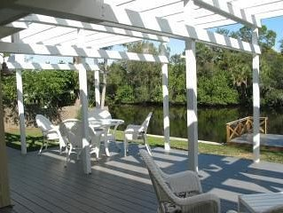 Waterfront Cottage on Rocky Creek - Rate Inclusive of all fees