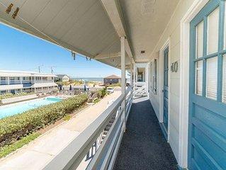 Ocean View Steps 2 Beach Balcony Pool Lounge Deck6