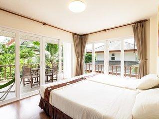 4 Bedrooms Beach Villa with 3 pools at Villa 21 (Baan Talay Samran )