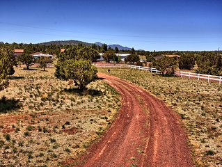 Acreage - Grand Canyon Destination -  - Family & Pet Friendly!