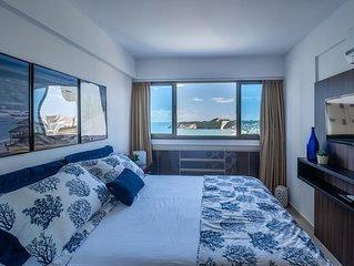 Apartamento vista mar - Praia de Ponta Negra