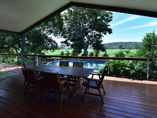 Mullumbimby Rural Escape  - Harry's Place