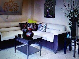 MAZATLAN DOWNTOWN ENTIRE HOME ONE BD. Long term rental. One month minimum.