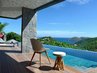 Villa Alpaka - 4 bedrooms villa - St-Barts - Quartier Flamands