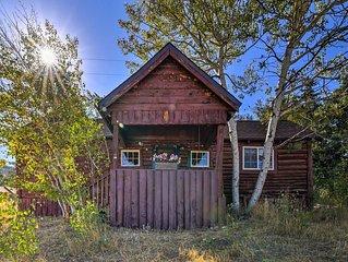 NEW! Allenspark Cabin in Rocky Mtn. National Park!
