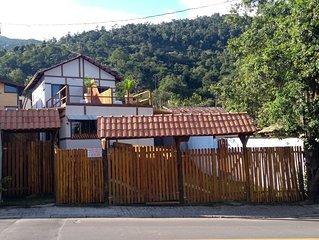 Casa linda e aconchegante Ilhabela