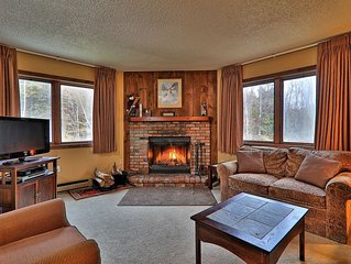 Kettle Brook 2 bedroom ski on/off Okemo condo. Perfect for 2 couples.