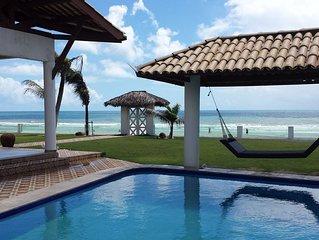 Mansão em Fortaleza- Praia do Presídio (Proximo ao Beach Park)