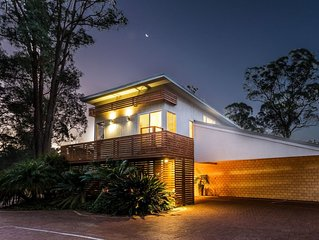 BUSSELTON FOREST HOLIDAY MANSION