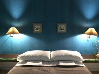 C Donata Bed & Breakfast-Family Suite B