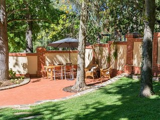 Sherwoode- Luxury Adelaide Hills accomodation