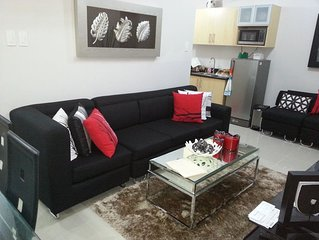 Spacious 2-BR Condo * Grass, Quezon City