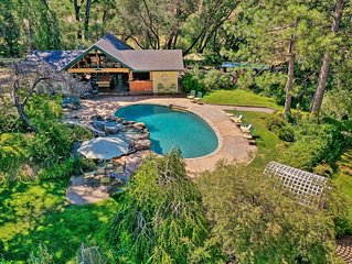 NEW! Sonora Home on 10 Resort Acres w/Shared Pool!