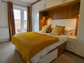 Comfort in Cardiff Double En suite Room