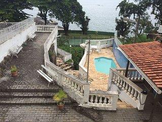 Casa em frente à Praia de Ibicuí