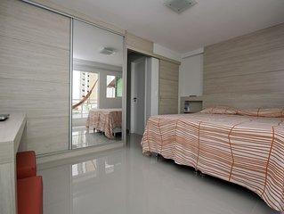 Papaya 104 - Apartamento de luxo em Pontanegra