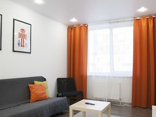 Excellent apartments in the center of Pyatigorsk
