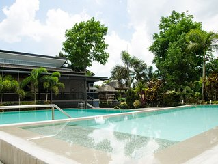 Relaxing Guest House with Private Pool and Garden