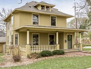 Historic Home Walking Distance to Mayo Clinic