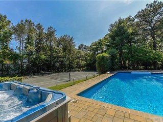 Completely privacy in Quogue, family friendly luxury - totally private