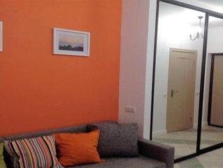 Apartment Orange Deluxe