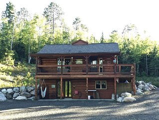 'Indian Bay Hideaway' Located just across the road from  Lake Vermilion