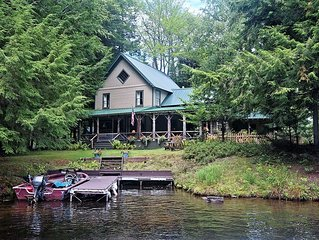 Arrowhead Camp. Welcome to a new Camp rental located in Inlet NY
